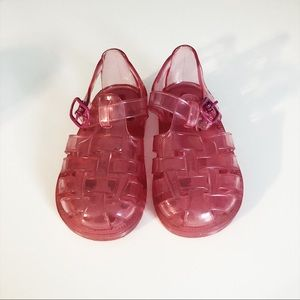 Gap • 5T • Pink Jelly Sandals